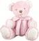 Plyšová hračka: Medvěd Hug-a-Boo chrastící plyšový, Suki Gifts