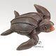 Plyšová hračka: Želva kožatka velká plyšák, Folkmanis