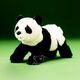 folkmanis-plysova-panda