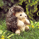 Plyšová hračka: Ježek plyšový, Folkmanis