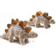 Plyšová hračka: Menší stegosaurus plyšový, Russ Berrie