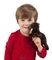 Plyšová hračka: Norek na prst plyšák, Folkmanis