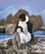 Plyšová hračka: Tučňák císařský plyšový, Folkmanis