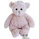 Plyšová hračka: Medvídek Pola se světlou mašlí plyšák, Bukowski