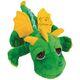 Plyšová hračka: Zelený drak Inferno plyšový, Suki Gifts
