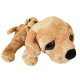 Plyšová hračka: Labrador Barney s miminkem plyšový, Russ Berrie