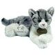 Plyšová hračka: Velká mourovatá kočka plyšová, Russ Berrie