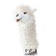 Plyšová hračka: Lama alpaka maňásek na ruku plyšová, Folkmanis