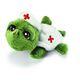 Plyšová hračka: Menší želva Shecky sestřička plyšová, Russ Berrie