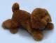Plyšová hračka: Velký hnědý pudl plyšový, Russ Berrie