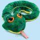 Plyšová hračka: Plyšový had plyšový, Russ Berrie