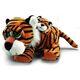 Plyšová hračka: Tygr Tuffley s miminkem plyšový, Russ Berrie