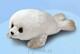 Plyšová hračka: Tulení mládě plyšový, Russ Berrie