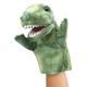 Plyšová hračka: Maňásek tyrannosaurus rex plyšový, Folkmanis