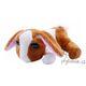 Plyšová hračka: Menší králíček Nibbles plyšový, Suki Gifts
