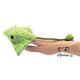Plyšová hračka: Zelený rejnok plyšový, Folkmanis