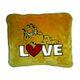 Plyšová hračka: Garfield polštářek plyšový, Garfield