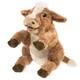 Plyšová hračka: Hnědá kráva plyšová, Folkmanis