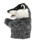 Plyšová hračka: Maňásek jezevec mládě plyšový, Folkmanis