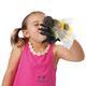 Plyšová hračka: Plyšová včelka plyšová, Folkmanis