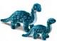 Plyšová hračka: Velký brachiosaurus plyšový, Russ Berrie
