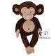 Plyšová hračka: Opice Bernard plyšák, Bukowski