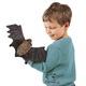 Plyšová hračka: Chundelatý netopýr na prst plyšák, Folkmanis