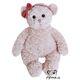Plyšová hračka: Medvídek Pola s červenou mašlí plyšák, Bukowski