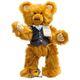 Plyšová hračka: Medvídek Louis plyšový, Suki Gifts