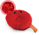 Plyšová hračka: Červená krvinka plyšová, GiantMicrobes