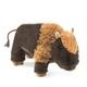 Plyšová hračka: Malý bizon plyšový, Folkmanis