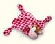 Plyšová hračka: Muchláček kravička plyšový, Russ Berrie