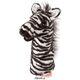Plyšová hračka: Maňásek zebra plyšová, Folkmanis