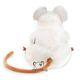 Plyšová hračka: Bílá myš plyšová, Folkmanis