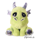 Plyšová hračka: Zelený drak Blaze plyšový, Russ Berrie