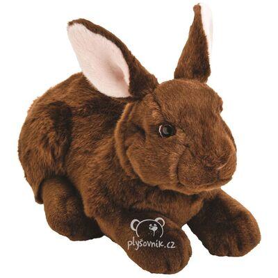 Plyšová hračka: Tmavě hnědý zajíc Yomiko plyšový | Suki Gifts
