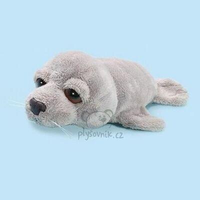Plyšová hračka: Tuleň Billow menší šedý plyšový | Russ Berrie