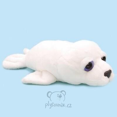 Plyšová hračka: Tuleň Icy bílý plyšový | Russ Berrie