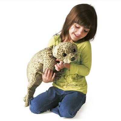 Plyšová hračka: Tulení mládě plyšové | Folkmanis