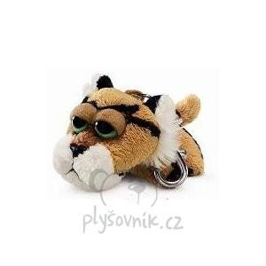 Plyšová hračka: Tygr Tuffley klíčenka plyšová | Russ Berrie