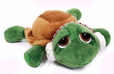 Plyšová hračka: Vánoční želva Shecky plyšová | Russ Berrie