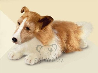 Plyšová hračka: Velká kolie Lassie plyšová | Russ Berrie