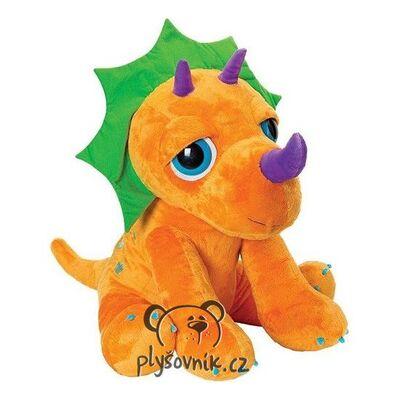 Plyšová hračka: Velký dinosaurus triceratops plyšový | Suki Gifts