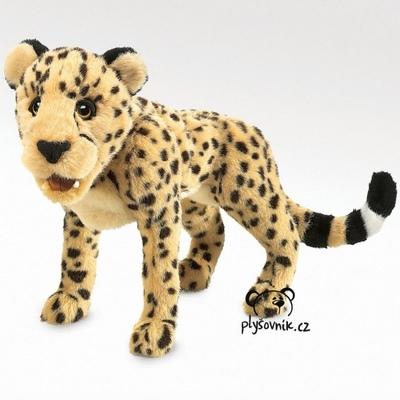 Plyšová hračka: Velký gepard plyšový | Folkmanis