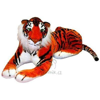 Plyšová hračka: Velký ležící tygr plyšový | Fancy