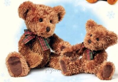 Plyšová hračka: Velký medvěd Chutney plyšový | Russ Berrie