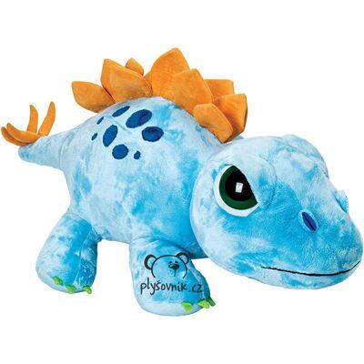 Plyšová hračka: Velký modrý Stegosaurus plyšový | Suki Gifts