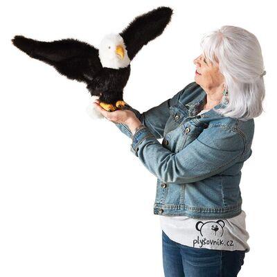 Plyšová hračka: Velký orel bělohlavý plyšový | Folkmanis