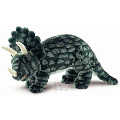 Plyšová hračka: Velký triceratops plyšový | Russ Berrie