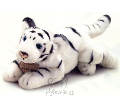 Plyšová hračka: Velký tygr bílý plyšový | Russ Berrie